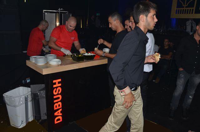 שווארמה באירוע